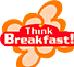 Think Breakfast Icon