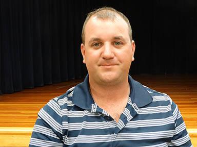 Chad Barnes, Board of Education member