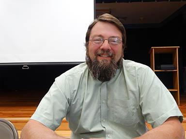 Dean Handy, Board of Education member