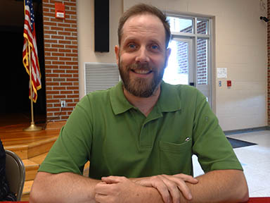 Jeremy Brundage, Board of Education member