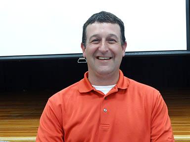 Neil Clark, Board of Education member