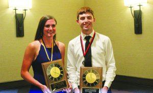 Jack Brundage Fulton County Male Athlete of the Year