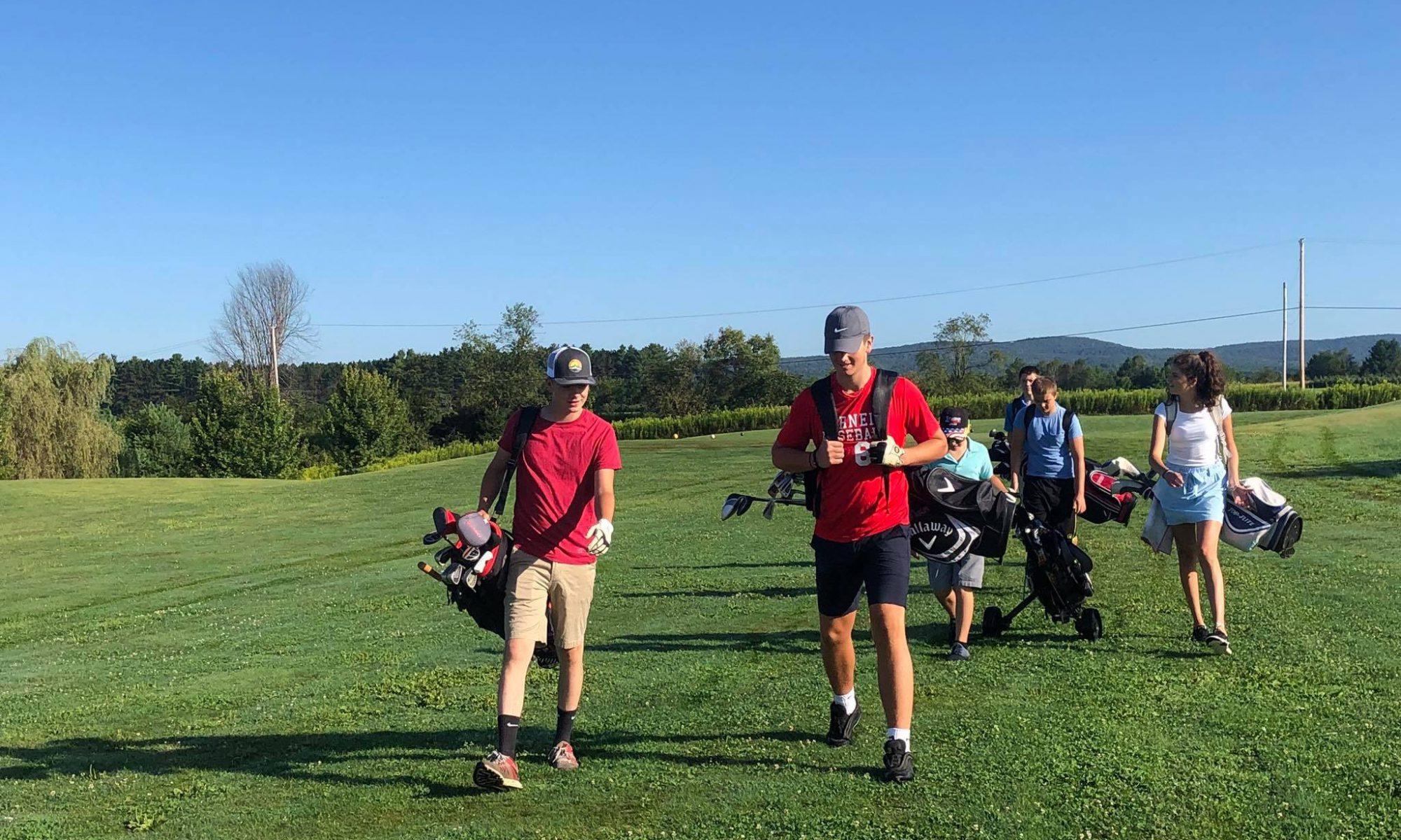 OESJ Golf team