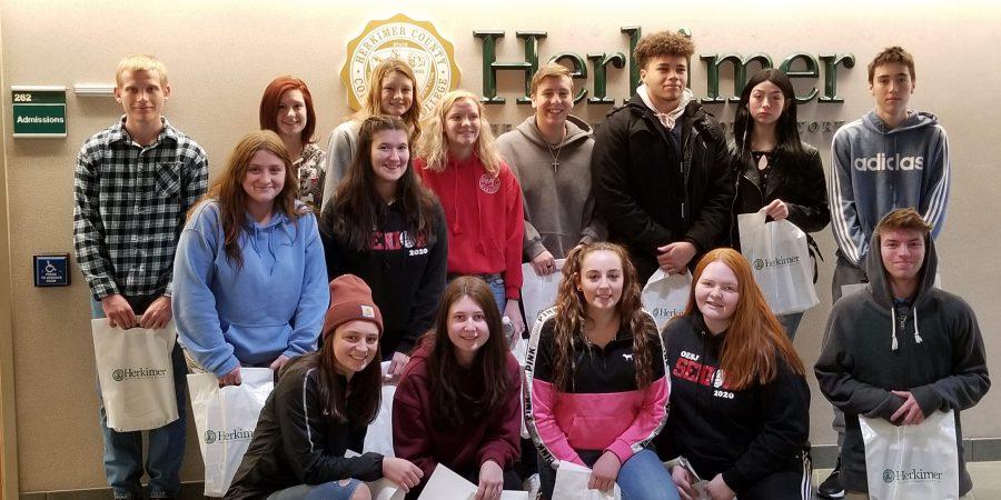 Students Visit HCCC