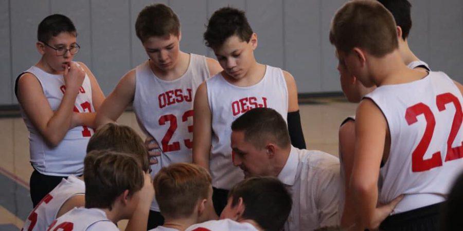 Boys Modified Basketball Team
