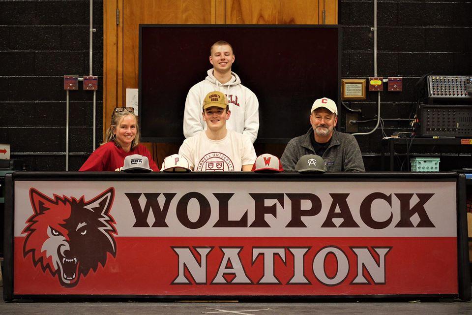 Von Baker signing with Cornell