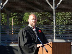 Superintendent Adam Heroth
