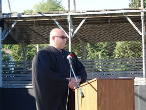 Principal Kevin Warren