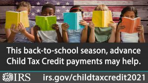 2021 Advance Child Tax Credit. information