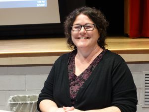 Shellie Walrath, BOE member