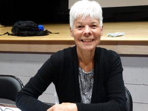Susanne Sammons, BOE member